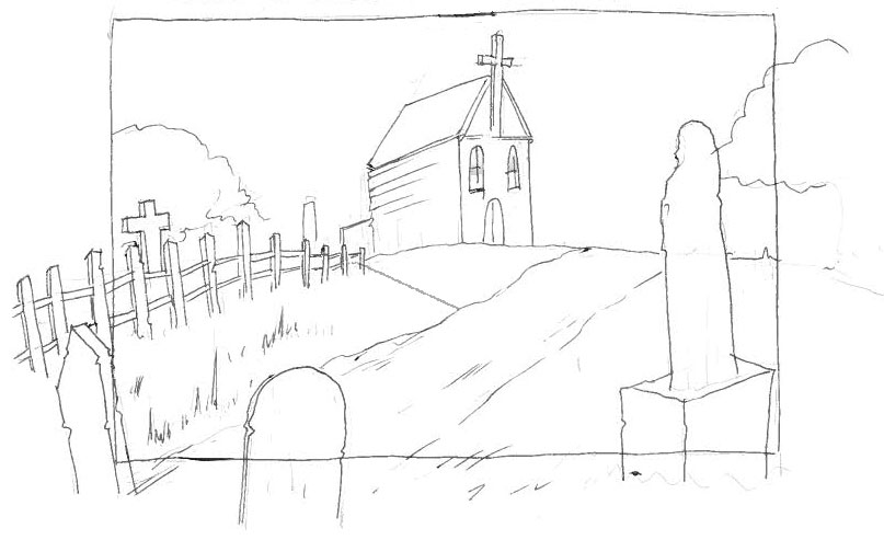 Basic School Drawing Ways to Draw Motion