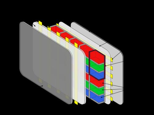 display tech lcd vs plasma on vimeo rh vimeo com lcd display block diagram arduino lcd display diagram