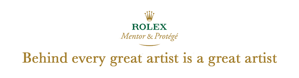 Rolex Mentor and Protege Arts Initiative