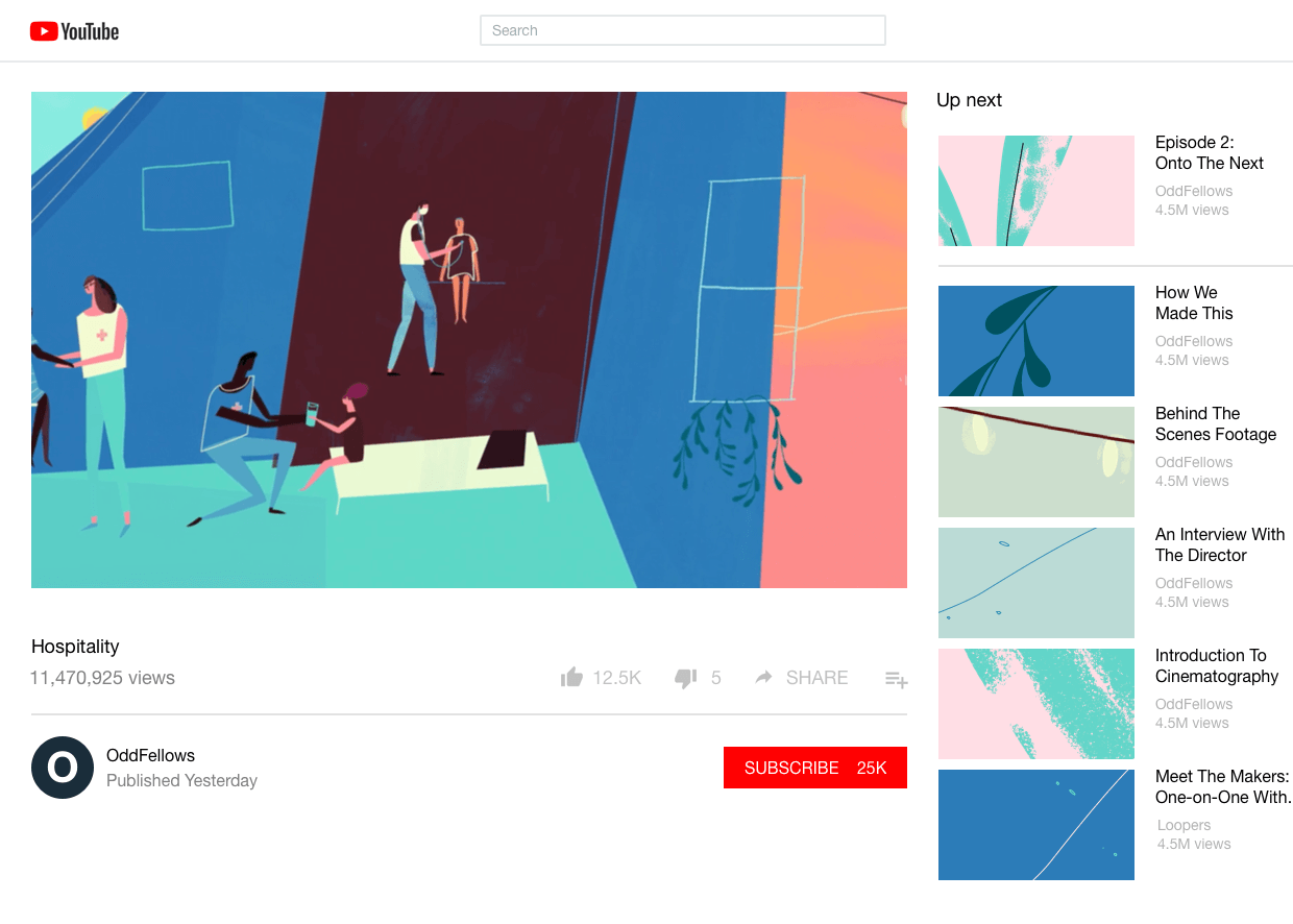 Vimeo | We've got a thing for video